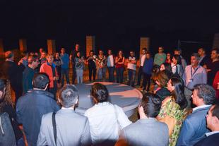 La Finca La Cocosa acoge a los participantes del I Ágora Internacional