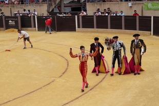 Manuel Perera se clasifica para la final del Certamen de Novilladas La Ribera del Tajuña en Madrid
