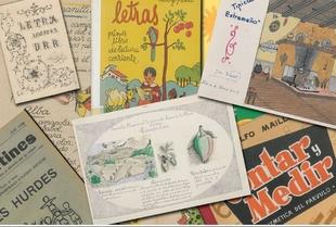 'Lápiz, tiza, pizarra', la nueva muestra del programa de la Diputación 'Hablan nuestros documentos'