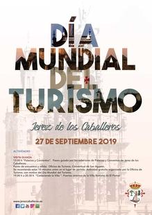 Jerez de los Caballeros celebra este viernes el Día Internacional del Turismo