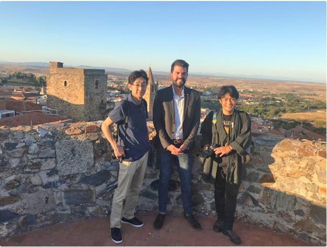 La Diputación de Cáceres seleccionada para promocionar la provincia en la Feria Internacional de Turismo de Jata en Japón