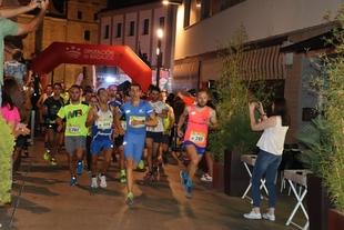 Villanueva de la Serena acogió la 5ª y última prueba del circuito Music Run de la Diputación de Badajoz