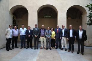 Constituido el Consejo Rector del Patronato Provincial de la Escuela de Tauromaquia