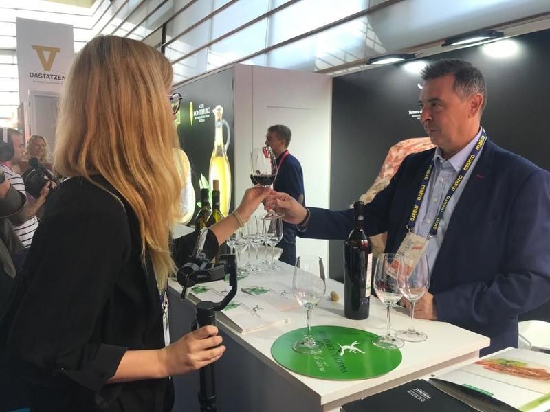 La Diputación de Badajoz presente en la XXI edición de San Sebastián Gastronomika