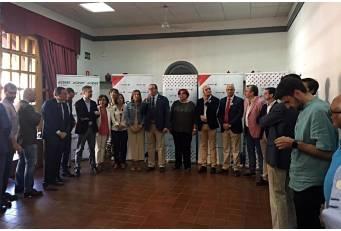 La Diputación recibe el Premio Especial a la Mejor Ganadería, el más alto galardón, en la Feria Internacional de Zafra