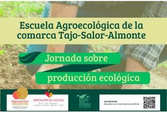 La Diputación inicia el programa de conversión ecológica en la comarca Tajo-Salor-Almonte