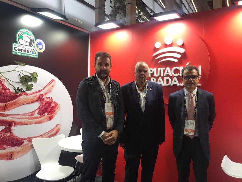 La Diputación continúa promocionando los productos con Denominación de Origen e Indicación Geográfica Protegida desde San Sebastián Gastronómika