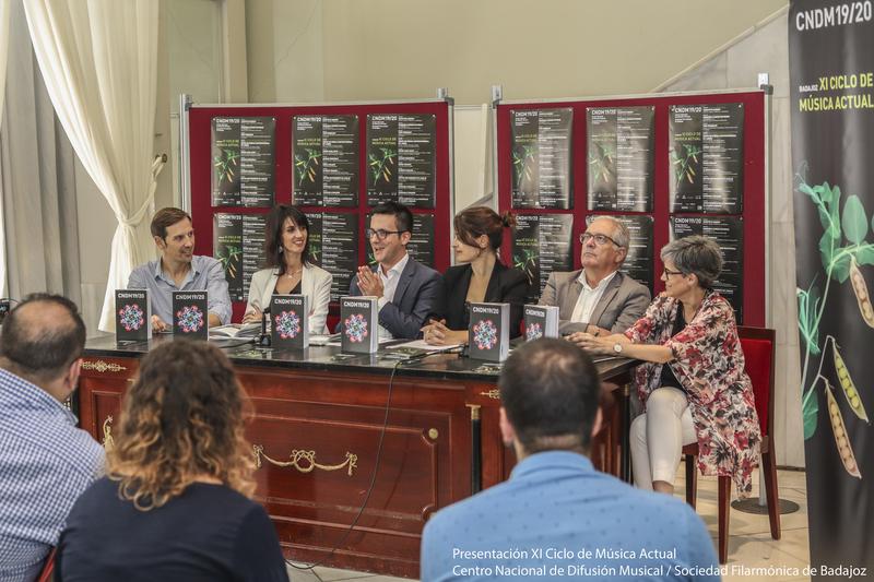 El XI Ciclo de Música Actual de Badajoz recibe a formaciones de vanguardia de cinco países