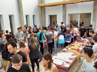 Más de 200 personas participan en la Feria de Empleo celebrada en el CID Sierra Suroeste de Jerez de los Caballeros