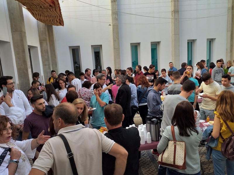 Gran afluencia de personas en la Feria de Empleo celebrada en el CID Sierra Suroeste