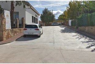 El Plan Activa de la Diputación arregla la pavimentación en la localidad de Higuera