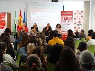 Más de 30 ofertas de trabajo en la última edición de las Ferias de Empleo, Emprendimiento y Empresa celebrada en Puebla de la Calzada