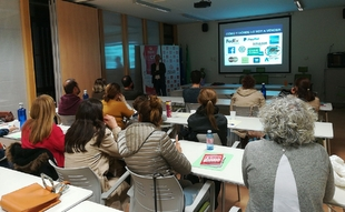 El Centro Integral de Desarrollo Municipios Guadiana celebra un taller sobre Marketing Digital en el punto de venta