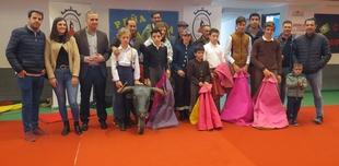 Los alumnos de la Escuela Taurina han participado este sábado  en Campanario en ''La Mañana Más Joven''