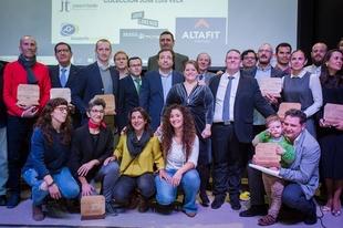 El presidente de la Diputación participa en la entrega de premios Medníficos 2019