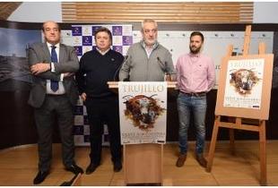 Más de 1.100 cabezas de ganado se citan en la XXXVI Agroganadera de Trujillo y IV Salón de la Carne de Calidad