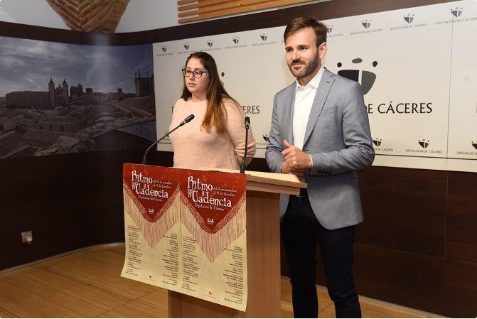 La Diputación lleva Ritmo y Cadencia a 16 municipios de la provincia, un nuevo programa que aúna Copla y Flamenco