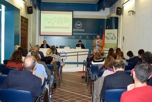 La Diputación de Badajoz participa en Madrid en unas jornadas sobre implantación y gestión de infraestructuras verdes municipales