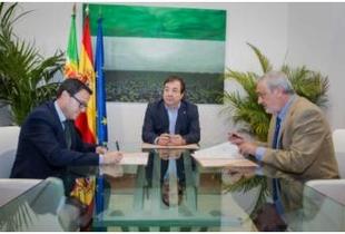 Junta y diputaciones firman dos protocolos para la mejora de la depuración de aguas residuales de 209 poblaciones
