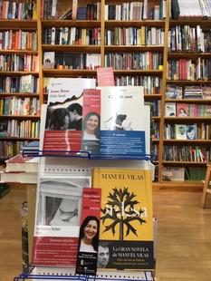 El fallo del XIV Premio Dulce Chacón de Narrativa Española se conocerá el 23 de noviembre