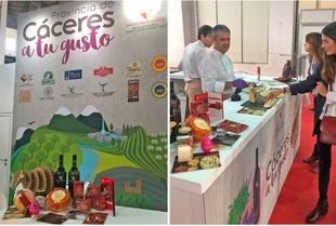 Productos agroalimentarios de la provincia viajan al Fórum Gastronómico de Barcelona