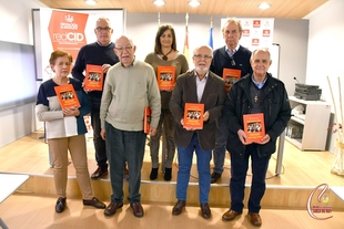 La Diputación de Badajoz reedita ''Juegan blancas y ganan'', biografía de Diego Muñoz-Torrero