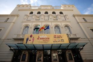 Gran expectación ante el estreno de la obra L'elisir D'amore, primera producción operística de la Diputación de Badajoz