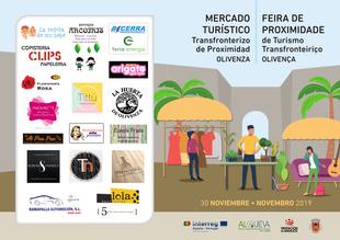 El turismo y el comercio local se impulsarán en Olivenza con el I Mercado Turístico Transfronterizo de Proximidad