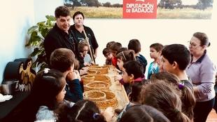 Finaliza el programa de sensibilización #pastoréate de la Escuela de Pastores de Extremadura en Castuera