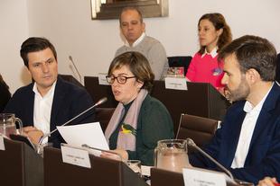El Pleno aprueba trabajar en la creación de un centro de formación de Agroturismo en la Finca Haza de la Concepción