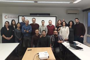 Jóvenes de la provincia inician su especialización en gestión de asuntos europeos en Bruselas de la mano de la Diputación