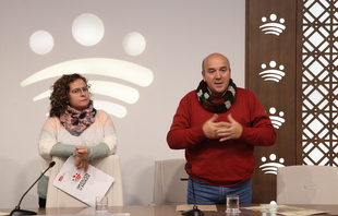 Villar de Rena ofrece de nuevo su Belén con figuras a tamaño real