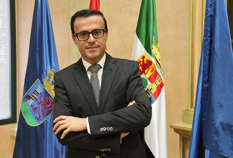 Gallardo es nombrado vicepresidente de la Organización Iberoamericana de Cooperación Intermunicipal (OICI)