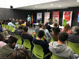 Más de 1600 asistentes y 590 entrevistas de trabajo realizadas durante 2019 en las Ferias de Empleo, Emprendimiento y Empresa de Diputación