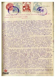 Sucedió hace un siglo: Badajoz en 1920
