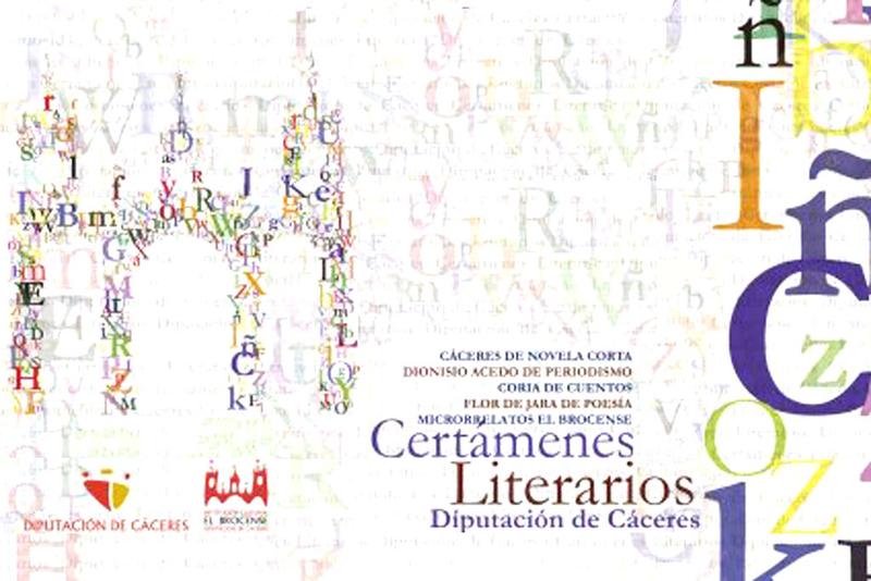 Hasta el 3 de abril continúa abierto el plazo para concurrir a los Certámenes Literarios de la Diputación