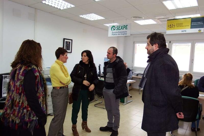 La Junta de Extremadura habilita un nuevo centro de empleo en Cañamero