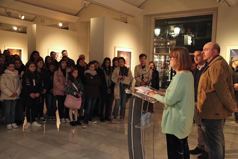 'Entre escenario y bambalinas' estrena la temporada 2020 de exposiciones en la Sala Vaquero Poblador
