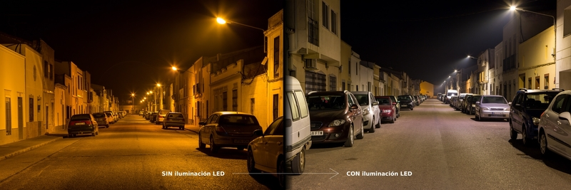 En marcha los trabajos de renovación de 27.000 luminarias por tecnología LED de última generación en 143 municipios de la provincia
