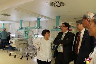 El SES ha invertido 900.000 euros en la reforma integral de las plantas del Hospital San Pedro de Alcántara