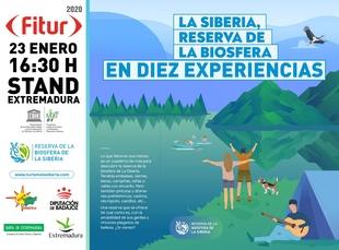 La Siberia presenta en FITUR su declaración como Reserva de la Biosfera en 10 experiencias
