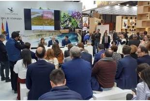La Diputación presenta en FITUR: 'Estrategia 2030: La sostenibilidad como identidad de marca de la provincia de Cáceres'