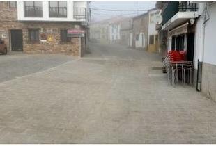 El Plan Activa renueva redes y pavimento en Belvís de Monroy y en su pedanía Casas de Belvís