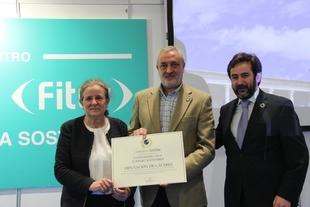 La Diputación de Cáceres reconocida por su compromiso con el Turismo Sostenible