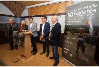 Guijo de Galisteo acoge este domingo el Gran Premio Cáceres Campo a través y el Campeonato de Extremadura por clubes