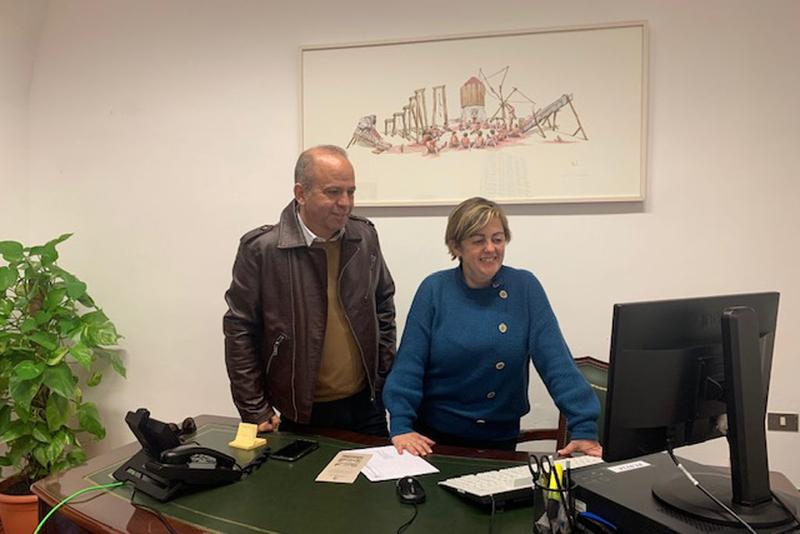 La Diputación cacereña, entre las mejores a nivel nacional en cuanto a accesibilidad web