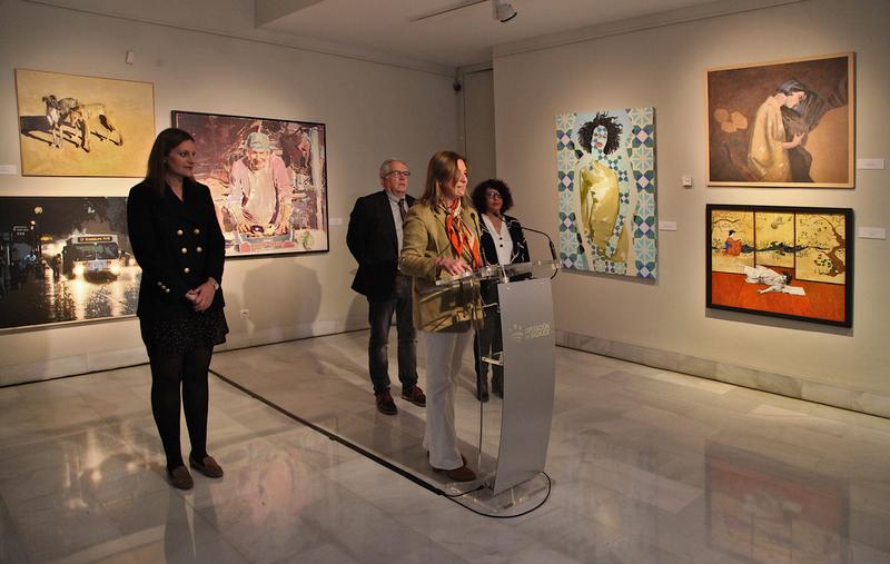 El premio internacional de pintura ''Francisco de Zurbarán'' cumple 25 años como referente artístico en Extremadura