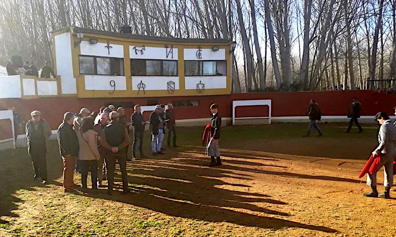 La Escuela Taurina de la Diputación de Badajoz estará representada en la Semifinal del Bolsín Taurino de Ciudad Rodrigo