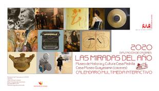 Las nuevas tecnologías amplían la labor divulgativa de las nuevas actividades de los museos de la Diputación de Cáceres