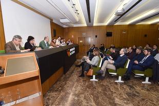 El EDUSI 'Red de Municipios Sostenibles de Cáceres' avanza y se prepara para los próximos meses
